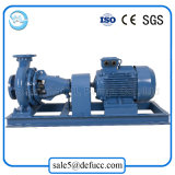 Pompe électrique d'eau doux de transfert d'aspiration horizontale de fin