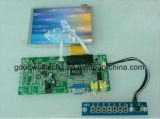 5 Zoll-Noten-geöffneter Rahmen LCD-Baugruppee