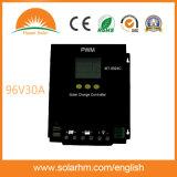 (HM-9630A)広州の工場96V30A PWM LCDスクリーンの太陽料金のコントローラ
