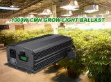 Hortícola crecer el sistema ligero 1000W CMH crecen el lastre electrónico ligero