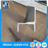 Manica d'acciaio saldata galvanizzata coniata a freddo di Australin C per costruzione