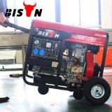 Bisonte (Cina) BS7500dce (H) tipo re reale Max Diesel Generators del fornitore con esperienza di 6kw 6kVA nuovo di potere dell'uscita