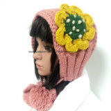 100% laine d'Islande, chapeaux crochetés à la main faits à la main