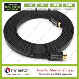 Câble HDMI Plat Haute Performance pour Game Player