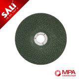 4 pouces abrasif à meulage flexible pour polir en acier inoxydable