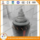Type normal câble d'alimentation de l'UL 1072 2AWG 5kv 15kv d'Urd
