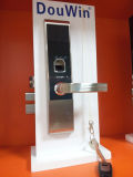 원격 제어를 가진 디지털 키패드 문 수 자물쇠
