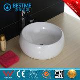 Тазик квадрата руки мытья тщеты ванной комнаты керамический