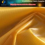 tessuto di nylon Semi-Con acuto del taffettà del jacquard 380t per il rivestimento o i vestiti Sun-Protettivi