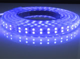 120LED / M Fil de cuivre RVB Changement de couleur Flexible LED Strip Light