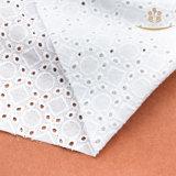 H10006 fora do laço da tela do teste padrão de flor branca para o laço nupcial
