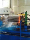 Tipo horizontal calefacción de inducción que apaga la máquina para el rodillo de 500m m