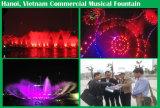 3D Fontein van de Muziek van de Controle van het Programma Economische Dansende in Park