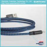 Cable de carga rápido del USB
