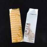 Leistungsfähiger kleiner bunter Schokoladen-Beutel der Flate Tasche