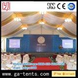 Dach-Dekoration-Hochzeits-Ereignis-Zelt hergestellt vom Aluminiumrahmen Belüftung-Deckel