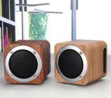 Altoparlanti professionali del bluetooth dell'ufficio senza fili di legno con audio, scheda di TF