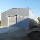 De geprefabriceerde Workshop van de Structuur van het Staal van de Muur van de Verschansing