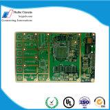 4 het laag Afgedrukte Prototype van PCB van de Raad van de Kring voor Communicatie Industrie