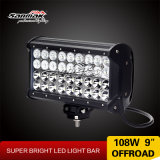 "트럭 LED 빛 10 "" 108W LED 표시등 막대 Offroad Headllight"