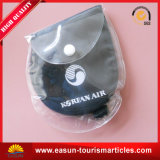 Máscara barata del sueño para el poliester Eyemask de la línea aérea