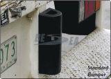 D-Tipo de goma de alta densidad protectores de parachoques de la pared