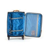 Chubont高いQualiltyは4つの車輪ナイロン方法旅行スーツケースを防水する