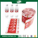 열 과민한 PVC 수축 소매 레이블 필름