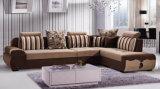 Form-Sofa-modernes Wohnzimmer-hölzernes Sofa (HX-SL048)