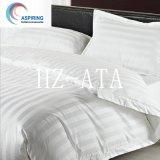 Krankenhaus-preiswertes Bett-Blatt des Tc-50/50 normales Weiß-T180
