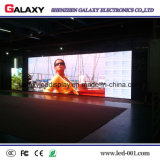 De binnen Openlucht Volledige LEIDENE van de Kleur HD VideoMuur, P2.5 de LEIDENE Vertoning van het Scherm met het Vaste Stadium van de Installatie en van de Huur toont