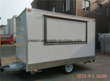 Kundenspezifischer Schnellimbiss-Wohnwagen