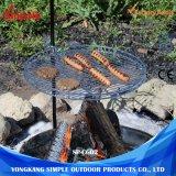 바베큐 철망사 새로운 디자인 둥근 석쇠 요리사 BBQ