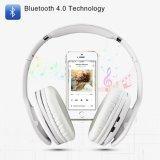 Auriculares estéreos sin hilos del nuevo Bluetooth auricular plegable estéreo sin hilos único de Gymsong
