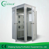単一二重ステンレス鋼の空気シャワーSugold
