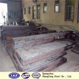 Пластичный лист инструмента стальной плиты HSSD Nak80/P21 прессформы стальной