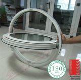Fabricante profesional de Windows de aluminio circular