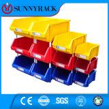 Blaue Farben-umweltfreundlicher Plastikvoorratsbehälter für Feuergebührenfach