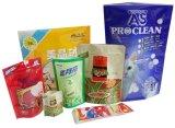 Línea de producción de envases de alimentos para mascotas