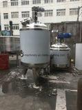 ステンレス鋼の産業発酵タンク