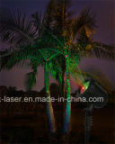2017 luces al aire libre de la decoración de la Navidad del tiempo del día de fiesta del jardín de la luz del paisaje del laser LED del copo de nieve