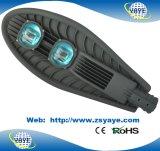 Alumbrado público competitivo de /50W LED de la luz de calle de la MAZORCA 50With100With150W LED del precio de Yaye 18 con 3 años de garantía