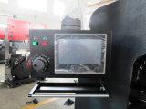 Maquinaria inferior plateada de metal del freno de la prensa del CNC del mecanismo impulsor de la hoja serva electrohidráulica de Tb3512 Amada