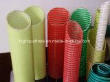 Tuyau d'aspiration d'eau de qualité alimentaire Tuyau d'aspiration ondulé en PVC