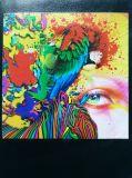 Flatbed Printer van het Beeld van de Kleur van de Handtassen van het Leer van de manier de Digitale