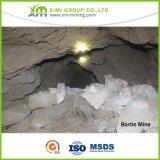 Sulfato de bario para el &mu 1.15-14 de la talla de partícula de la capa del polvo; Fabricante de M