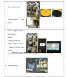 미사일구조물 유형 단일 지점 압박 대만 Teco 모터, 일본 NTN/NSK 방위, 일본의 타코 두 배 솔레노이드 벨브를 가진 160 톤