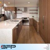خشبيّة حبة مسطّحة مجموعة مطبخ تصميم كلاسيكيّة أسلوب مطبخ