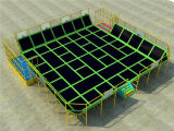 Equipamento ao ar livre do campo de jogos do Trampoline do centro do jogo dos miúdos (YL-BC004)