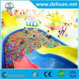 Kind-Kugel-bunte hohle Spiel-Plastikkugeln für Haus/Spielplatz
